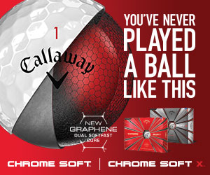 Callaway: You've Never Played a Ball Like This