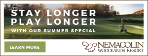 Nemacolin: Stay Longer, Play Longer
