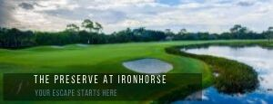 Preserve at Iron Horse ad