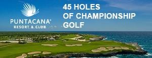 Puntacana: 45 Holes of Championship Golf