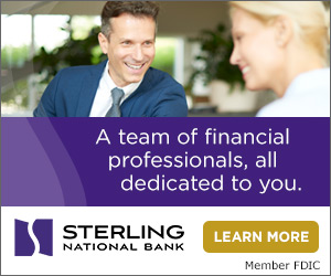 Sterling: A team of financial professionals, all dedicated to you
