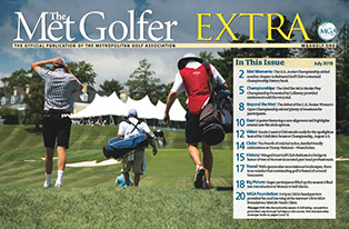 Met Golfer EXTRA - Story Archives | Metropolitan Golf