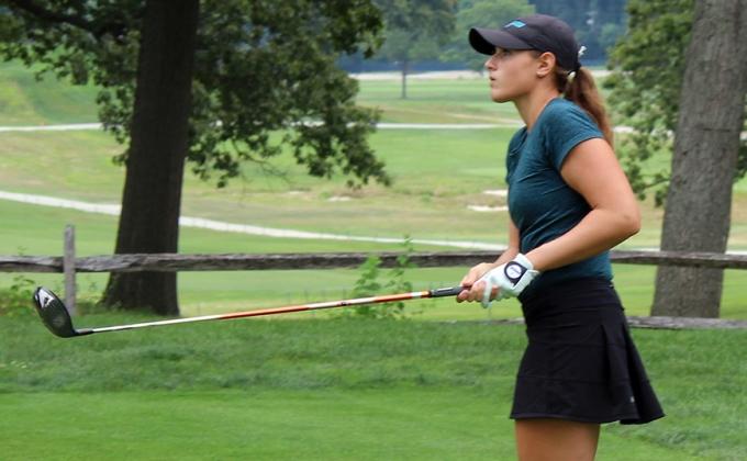 Jennifer Rosenberg Swinging