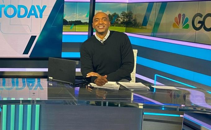Golf Channel's Damon Hack