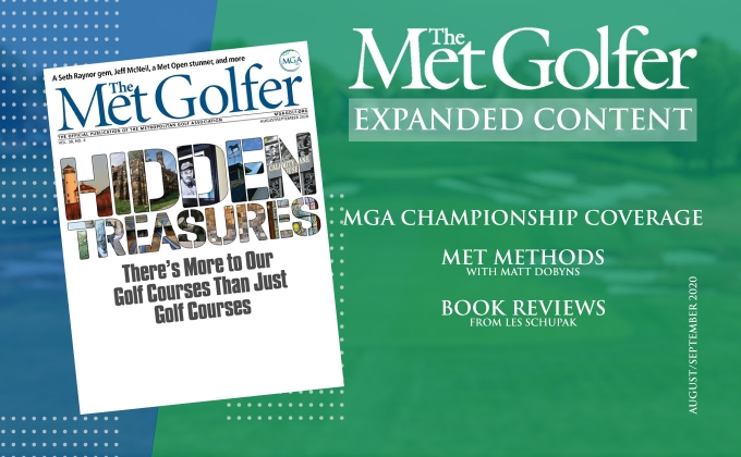 August-September Met Golfer Expanded Content