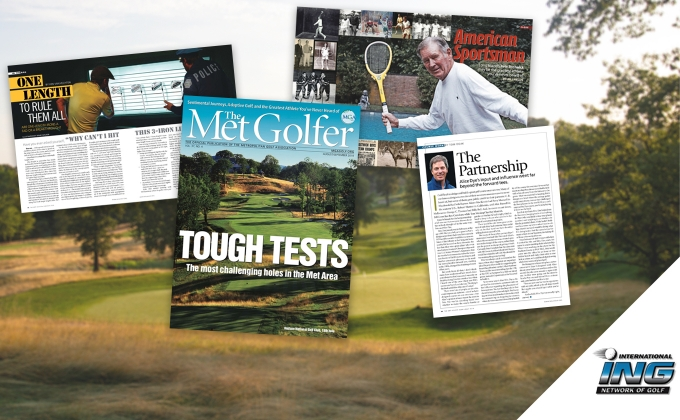 Met Golfer Articles