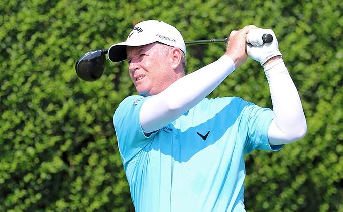 Mark Brown Swinging