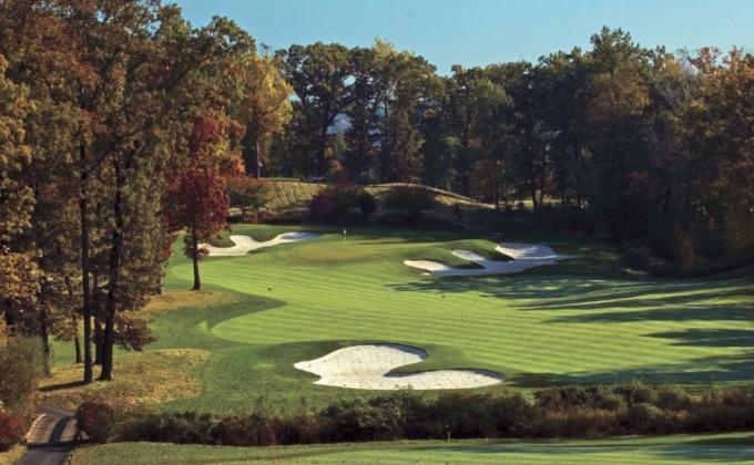 Manhattan Woods Golf Club 6th Hole