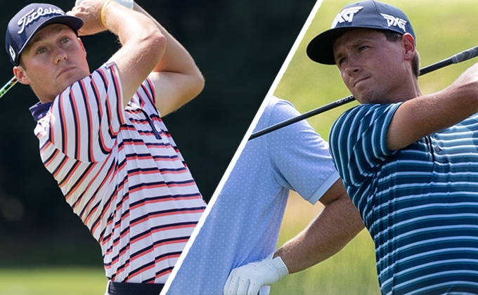 Miller, Polland Share Met Open Lead at Piping Rock