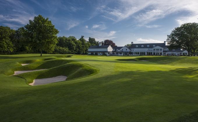 Plainfield Country Club's Ninth Hole