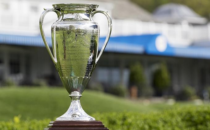 MGA Senior Amateur Championship Trophy