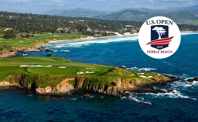Pebble Beach, 2019 U.S. Open