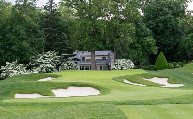 Winged Foot West 10