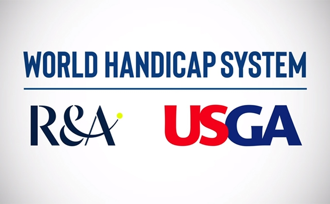 World Handicap System logo graphic