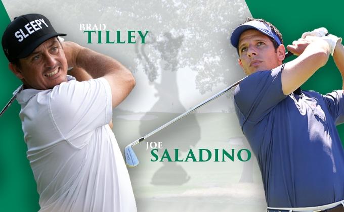 Brad Tilley and Joe Saladino Carey Cup Team