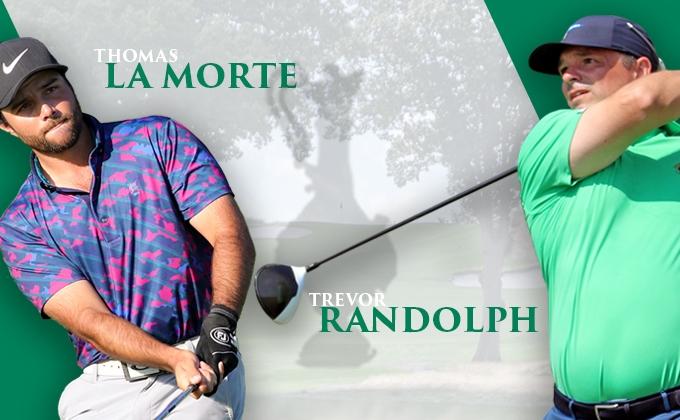 Thomas La Morte and Trevor Randolph Carey Cup Team Announcement