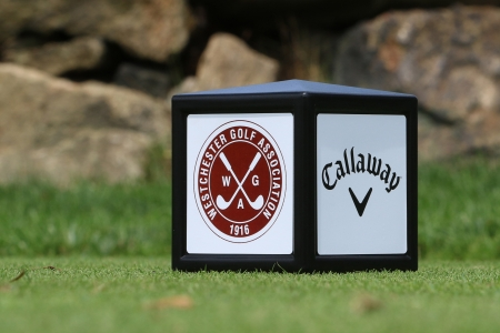 WGA and Callaway Tee Marker