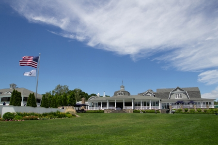 Country Club of Darien Clubhouse