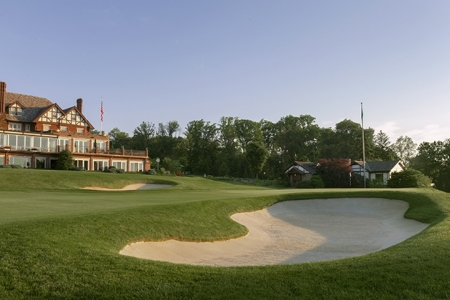 Baltusrol Golf Course, Upper Course 18th Hole