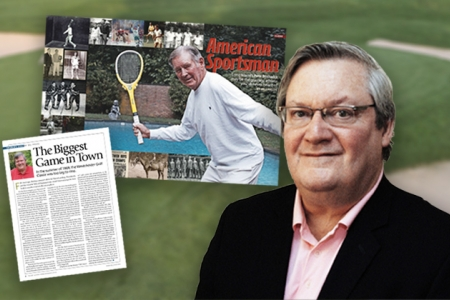 Bill Fields and articles from The Met Golfer