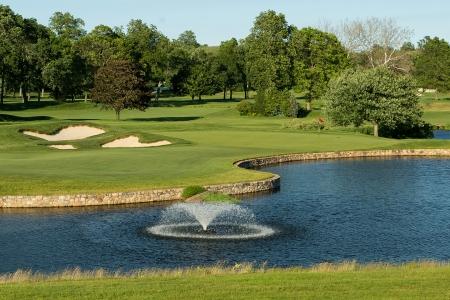 Country Club of Darien par-3 14th hole
