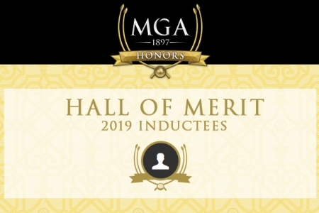 MGA Honors and MGA Hall of Merit