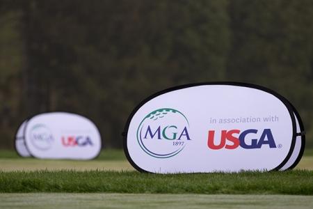 MGA-USGA Pop-Up Banner