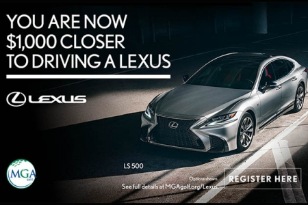 Lexus MGA Member Appreciation