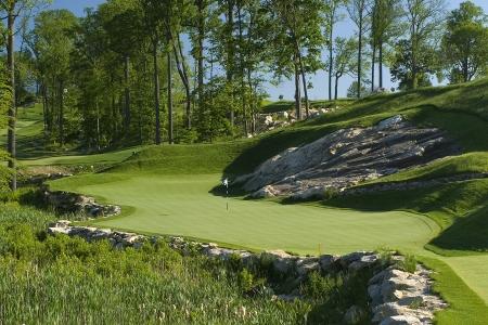 Pound Ridge Golf Club 15th hole