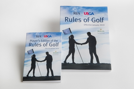 Rules of Golf Publications