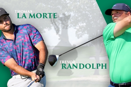 Thomas La Morte and Trevor Randolph Carey Cup Team Announcement