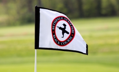 Bethpage State Park Black Course Golf Flag
