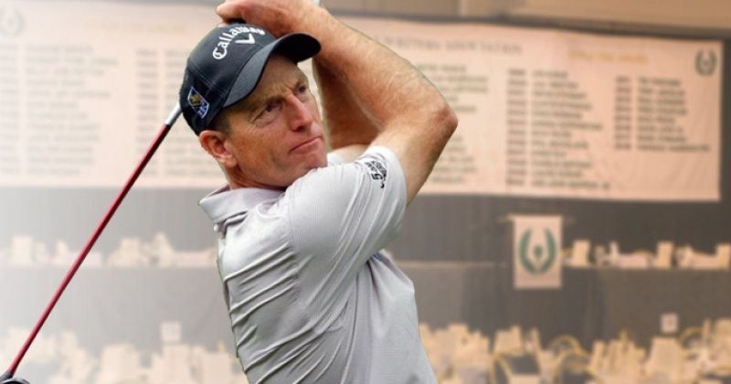 Jim Furyk, 2019 MGWA Gold Tee Award Recipient
