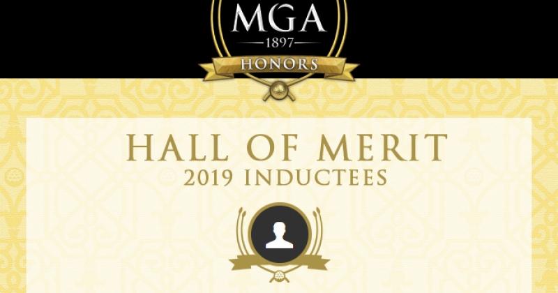 MGA Honors and MGA Hall of Merit